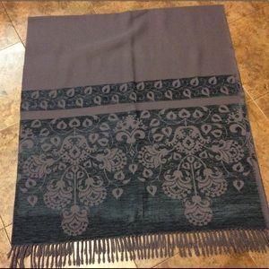 Italian Wool Blend Scarf by Cecchi e Cecchi